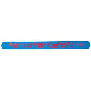 Лінійка-браслет Kite K20-019, 30 см, бірюзова, фото 2