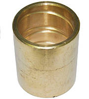 Втулка шкворня КРАЗ, МАЗ нижняя, большая H=70х5х58 бронза (Арт. 500А-3001017-04)