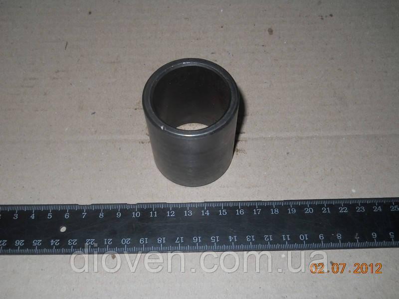Втулка шкворня МАЗ, КРАЗ распорная, верхняя, сталь (H=65) (Арт. 500А-3001026)