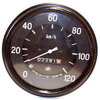 Спідометр 24В електричних ма. Ø 140 УРАЛ, МАЗ, КРАЗ (вир-во Володимир) (Арт. СП152-3802010)
