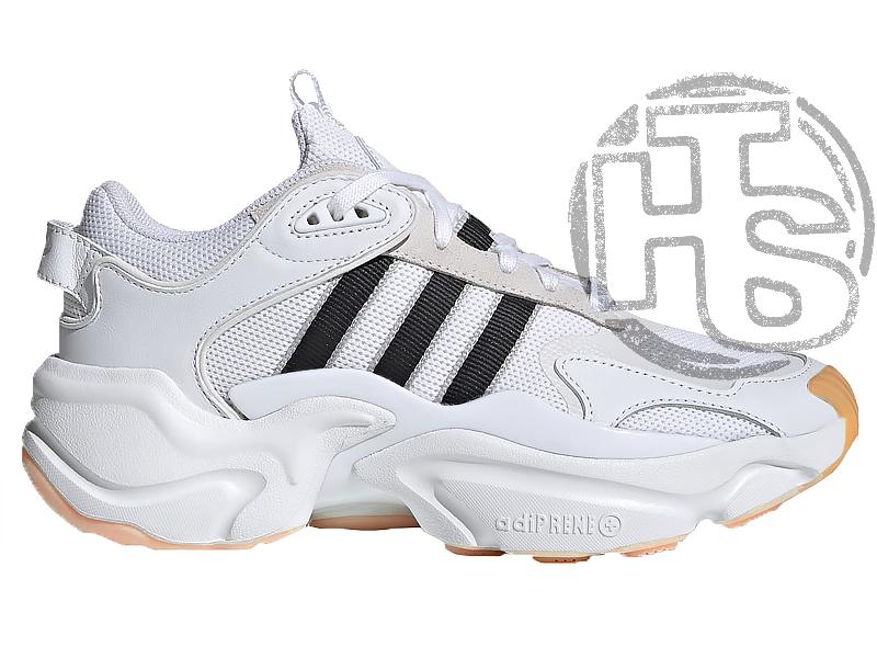 Жіночі кросівки Adidas Magmur White Black EE5139