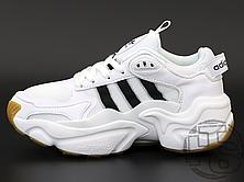 Жіночі кросівки Adidas Magmur White Black EE5139, фото 3