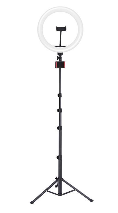 Лампа кольцевая с держателем JOYROOM JR-ZS228 Черный