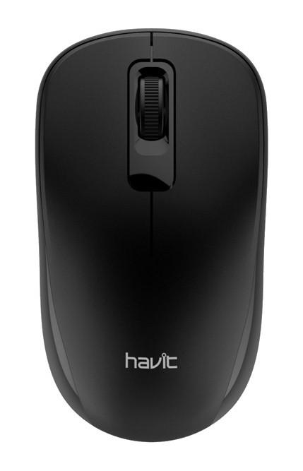 Мишка Havit HV-MS626GT Безпровідна Чорний