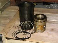 Гильзо-комплект ЯМЗ 238Б (ГП+Кольца) (нирезист.) П/К (пр-во ЯМЗ) (Арт. 238Б-1004005)