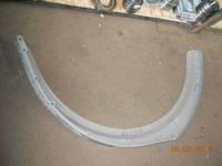 Крыло переднее левое МАЗ 5551 метал. (не окраш.) (пр-во МАЗ) (Арт. 5551-8403017)