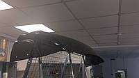 Козырек аэродинамический солнцезащитный на крышу кабины, спойлер (покупн. КамАЗ) (Арт. 53205-8415402), фото 1