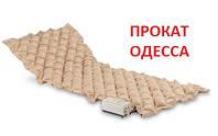 Прокат мастрас противопролежневый ячеистый аренда матрац пролежневый секционый Одесса 0660669922 Татьяна 2434460