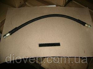 Шланг тормозной КРАЗ (L=805 mm) моста среднего (гайка М22х1,5 гайка М22х1,5 S27), АвтоКРАЗ (Арт.