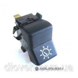 Клавиша Выключатель освещения приборов ВАЗ 2101-07 (пр-во Автоарматура) (Арт. ВК343-01.07)