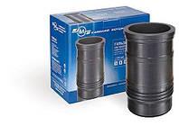 Гільза циліндра ЯМЗ-236, 238, 240 фосфатированная (коротке L-271 mm) спідниця по центру (Арт. 236-1002021-Б2)