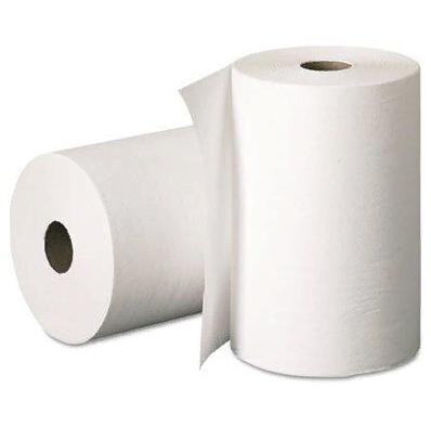 Полотенца бумажные в Джамбо рулонах