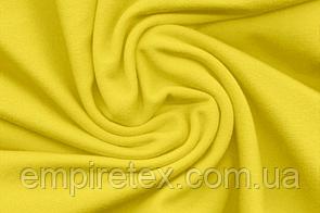 Трехнитка с начесом Желтый (Турция)