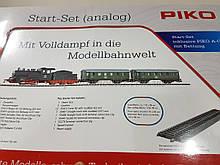 Дитяча Залізниця PIKO 57112 Стартовий набір пасажирський поїзд, масштабу H0