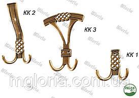 Крючки КК 1, КК 2, КК 3