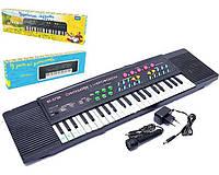 """Синтезатор """"Українськi музики"""" (MQ-3738S), запись,37 клавиш, 8 ритмов, 7 инструментов, ударные, работ. от сети"""