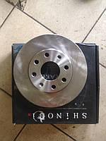 Тормозные диски aveo shinobi