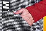Женский брючный костюм двойка штаны и туника удлиненная сзади размер: 52, 54, 56 РАСПРОДАЖА!, фото 4