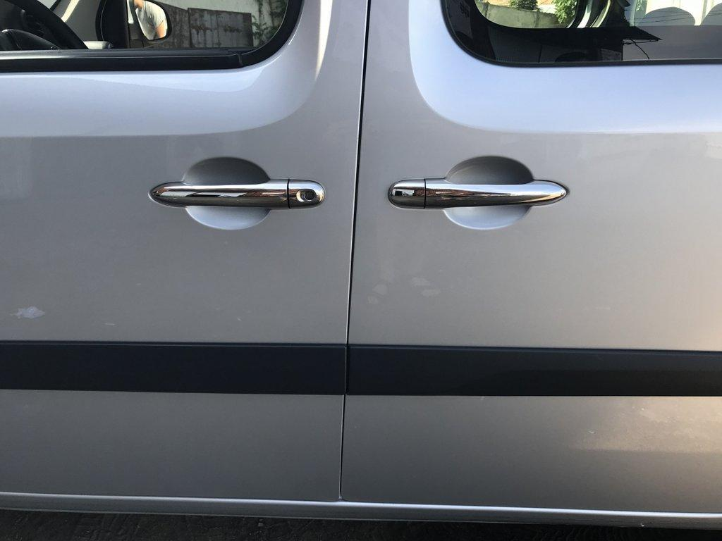 Mercedes Citan хром Накладки на ручки 4 штуки Кармос Мерседес Бенц Ситан