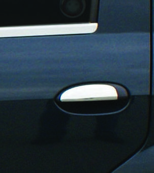 Dacia Logan II Накладки на ручки Carmos Дачиа Логан 2, фото 2