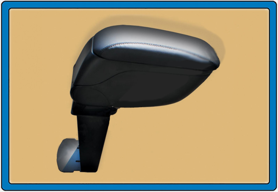 Подлокотник (в рейку сидений) Fiat Punto Grande/EVO 2006↗ и 2011↗ гг. Фиат Пунто
