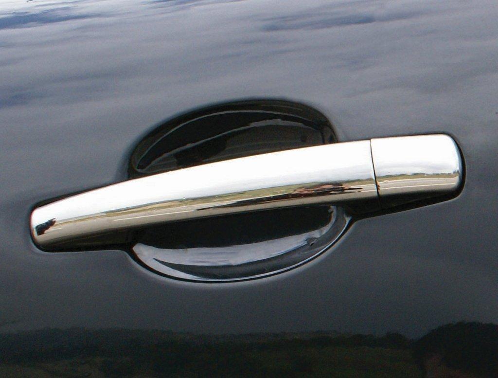 Peugeot 308 Накладки хром на ручки 4 штуки Кармос Пежо 308