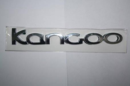 Надпись Kangoo Renault Kangoo 2008-2019 гг. Рено Кенго, фото 2