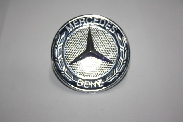 Mercedes GL значек на капот синий на штырьках Мерседес Бенц GL-класс I (X164)