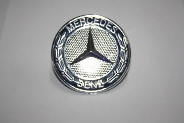 Mercedes ML W163 значек на капот синий на штырьках Мерседес Бенц МЛ, фото 2