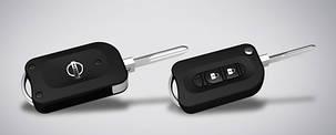 Flip key - ключ открывалка Nissan Navara 2006-2015 гг. Ниссан Навара, фото 2