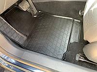 Резиновые коврики (4 шт, Stingray Premium) Volkswagen Golf 5 Фольксваген Гольф 5