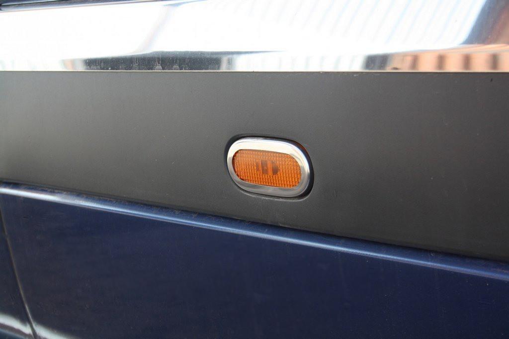 Mercedes Sprinter W906 Обводка габаритов OmsaLine Мерседес Бенц Спринтер