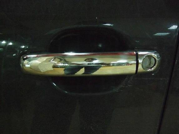 Audi Q7 накладки на ручки ОмсаЛайн без чипа Ауди Q7, фото 2
