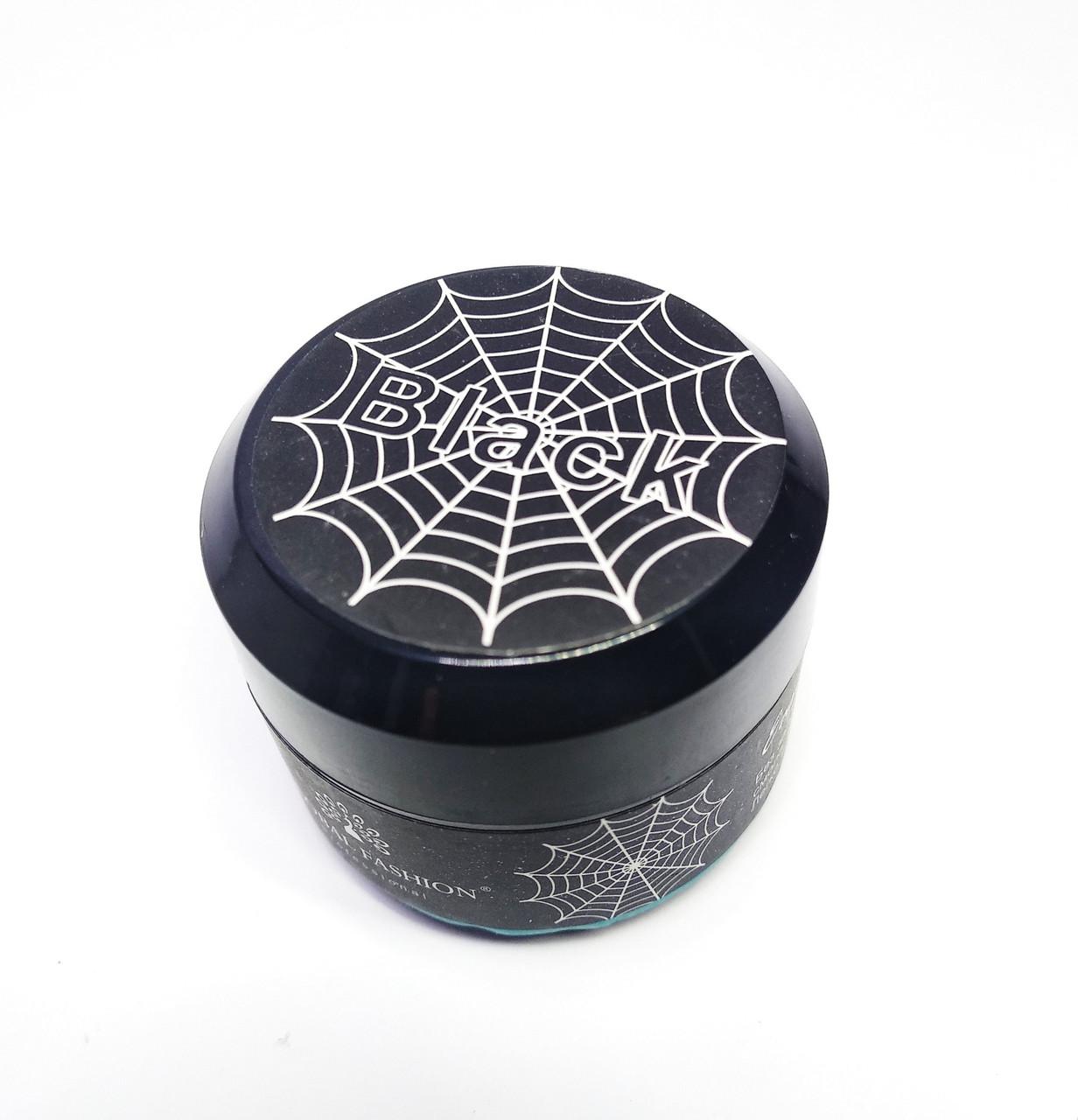 Гель - павутинка Global Fashion по 5 г ,чорний