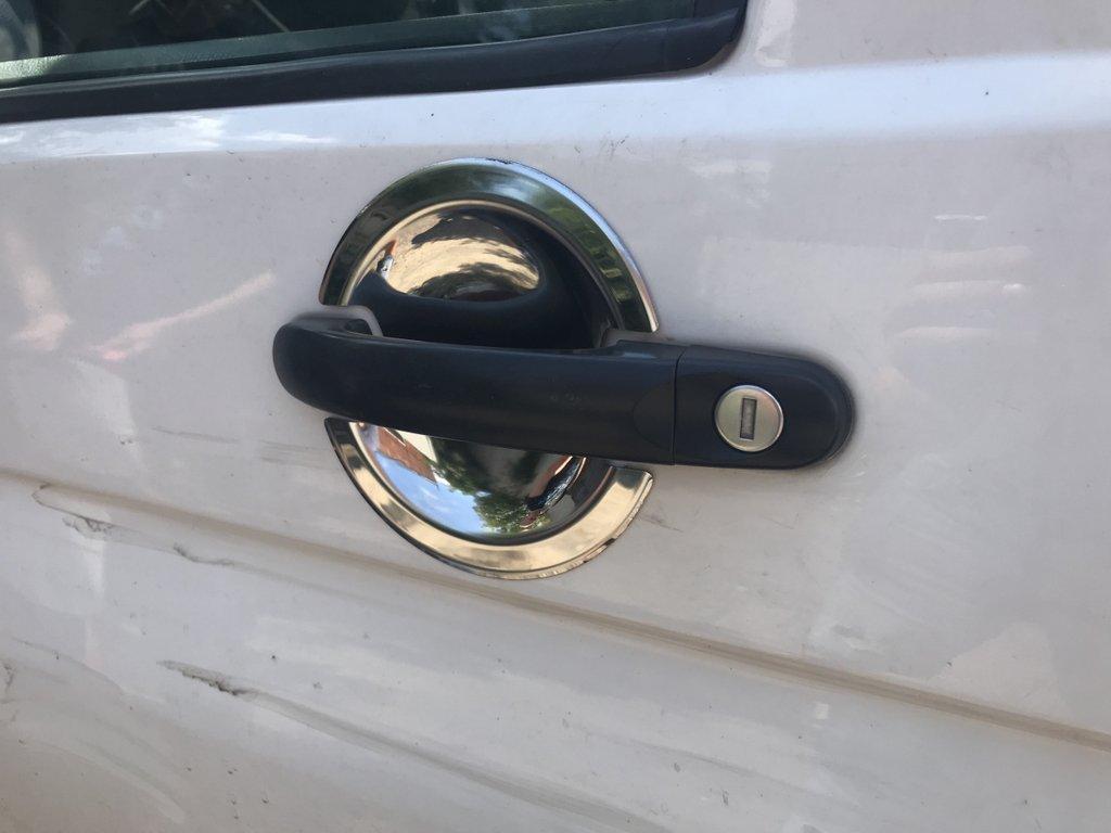 Volkswagen Touran 2010↗ Накладки под ручки 4 штучные Фольксваген Туран