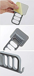 Тримач для вішалок для плічок і дрібничок 11.3*6*7.5 см, фото 3
