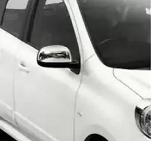 Nissan Note 2013 Накладки на зеркала Carmos Ниссан Ноут, фото 2