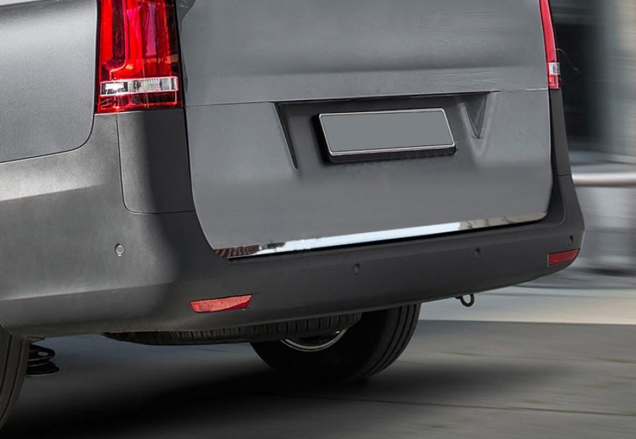 Mercedes Vito W447 Кант на крышку багажника Carmos Мерседес Бенц Вито