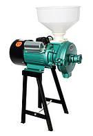 Akita Jp AKDMJP-30 (2200 Вт) жерновая мукомолка - мельница для помола муки из зерна, зерновых, кофе, специй, фото 1