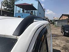 Mercedes Vito W447 Черные рейлинги со стальным креплением короткая база Мерседес Бенц Вито, фото 2
