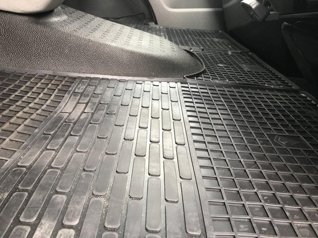 Volkswagen T6 Резиновые коврики Stingray Premium 1↗1 Фольксваген T6