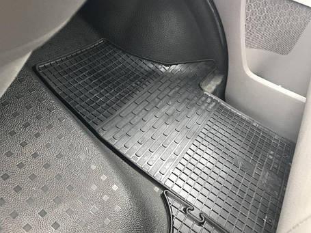 Volkswagen T6 Резиновые коврики Stingray Premium 1↗1 Фольксваген T6, фото 2