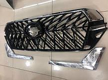 Решетка (TRD 2016↗) Toyota LC 200 Тойота Ленд Крузер 200, фото 3
