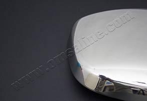 Mercedes Sprinter 2018↗ Накладки на зеркала Carmos Мерседес Бенц Спринтер, фото 2