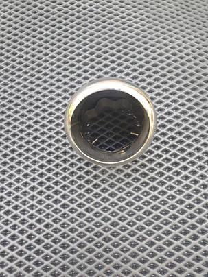 Насадка на глушитель (нерж) Toyota LC 200 Тойота Ленд Крузер 200, фото 2