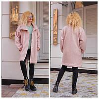 Пальто oversize свободного кроя, фото 1