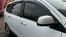 Renault Lodgy Окантовка вікон Carmos Рено Лоджи, фото 2