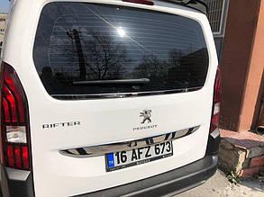 Peugeot Rifter 2019↗ Нижняя кромка стекла Carmos Пежо Partner/Rifter, фото 2
