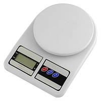 Весы кухонные MATARIX MX-400 белые max 10 кг