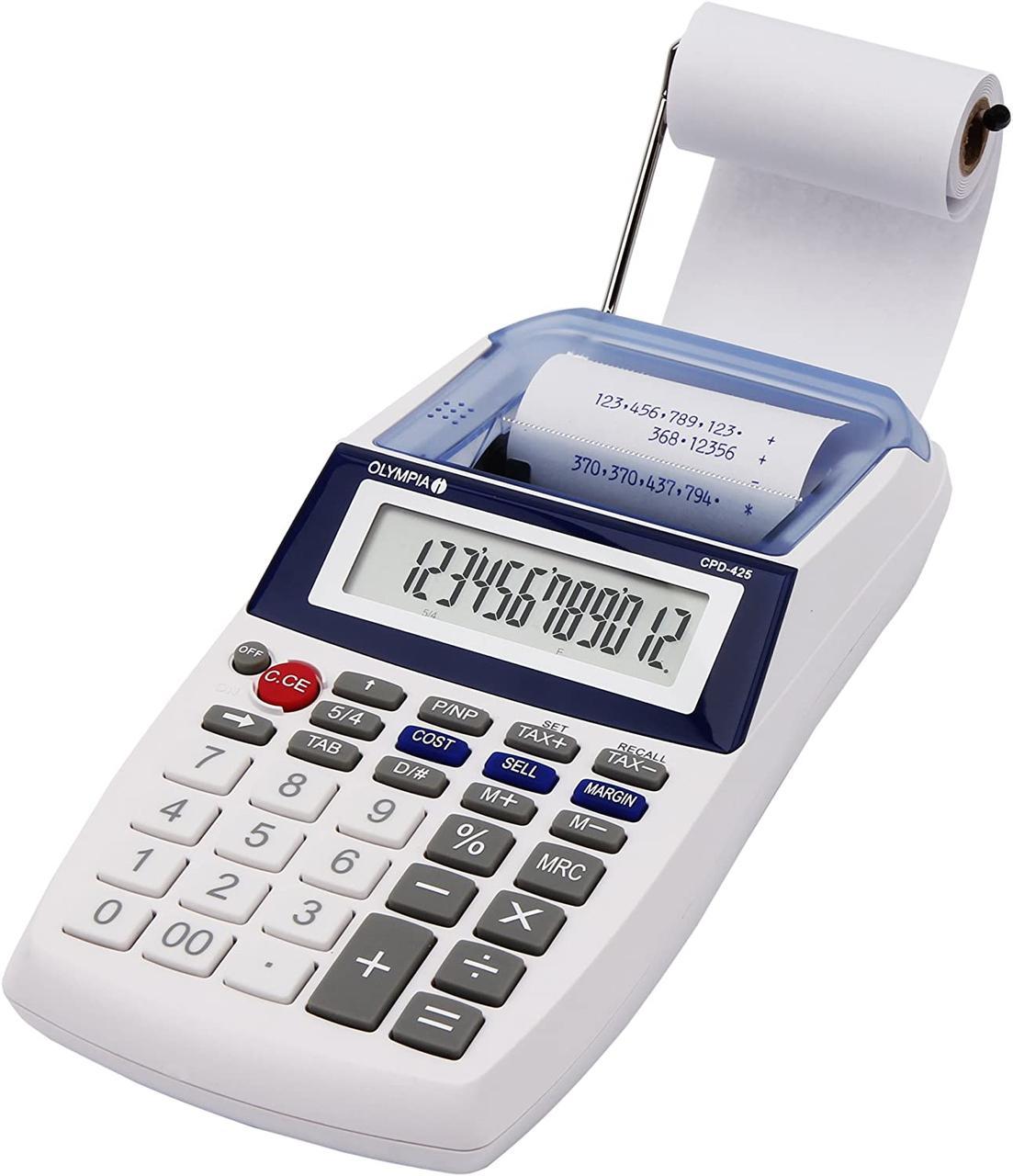 Калькулятор кассовый - Olympia CPD 425